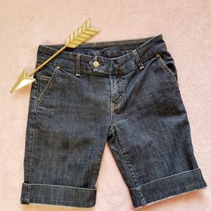 Citizens of Humanity bermuda shorts